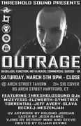 3/5 OUTRAGE (Backlash, Metalheadz- UK)
