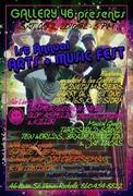1st Annual Art & Music Fest