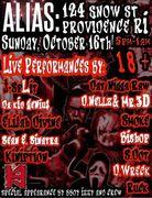 Live Hiphop @ Alias