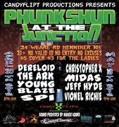 CANDYFLIPT PRESENTS PHUNKTION AT THE JUNCTION NH