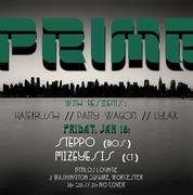 Prime re:Union // The Comeback w guests Steppo & Mizeyesis