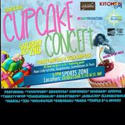 Cupcake Charity Concert Event