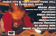 March 14 @ The Cannery Music Hall