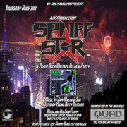 SPLIFF STAR MIXTAPE RELEASE HOSTED BY YOUNG DIRTY BASTARD