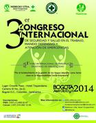 Tercer Congreso Internacional de Seguridad y Salud en el Trabajo, Manejo Defensivo y Atención de Emergencias