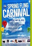OLC School's Spring Fling Carnival