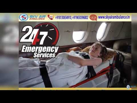 Pick Air Ambulance in Mumbai with the Finest Medical Service