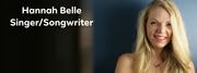Hannah Belle, Singer - Songwriter