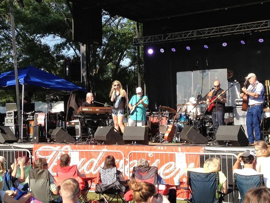 Hannah Belle,  Jimmie Rodgers Festival, Meridian, Ms