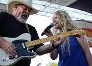 Dannay and Hannah, Livingston, Country Fair