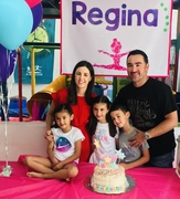 REGY'S BIRTHDAY PARTY