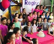 REGY'S BIRTHDAY PARTY