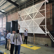 Triangular Facade Prototype