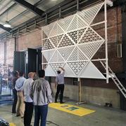 Triangular Facade Prototype