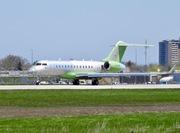 Global 6000, 9873 Takeoff Run