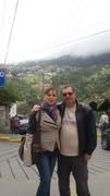 Abelardo Cano y Señora Martha Lucia Hurtado