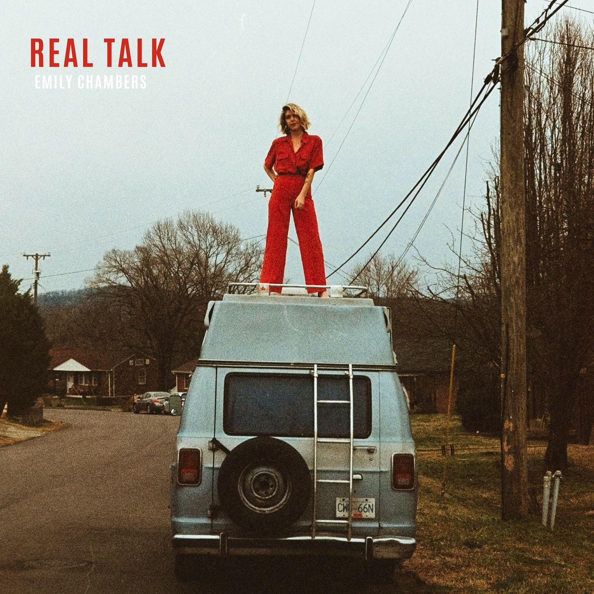 "Bad Relationship? Time For ""Real Talk"" With Emily Chambers"