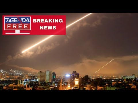 Explosions Reported in Syria, Possible Airstrikes - LIVE BREAKING NEWS COVERAGE