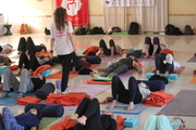 Yoga Nidra Class in Rishikesh India