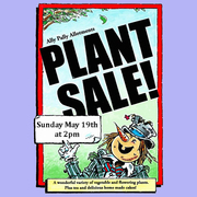 Ally Pally Allotments Annual Plant Sale