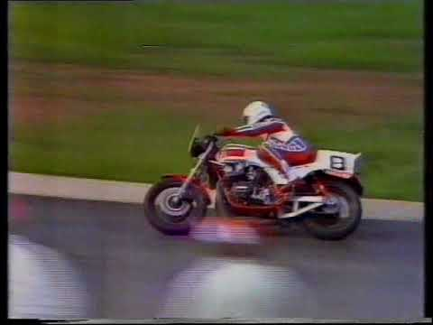 Motorcycle racing 1981 Coke 800
