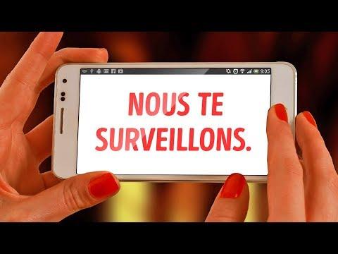 Découvre Qui te Traque à Travers Ton Smartphone !