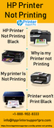 What are the measures to fix Printer not printing black color issue?