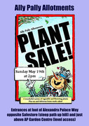 The Fabulous Ally Pally Allotments Annual Plant Sale