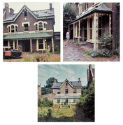 60 Crouch End Hill | Before Demolition, 1969