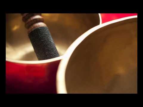 Relaxing Sounds. Tibetan Singing Bowl,Calming.心を穏やかにしてくれるチベットの鐘の音.