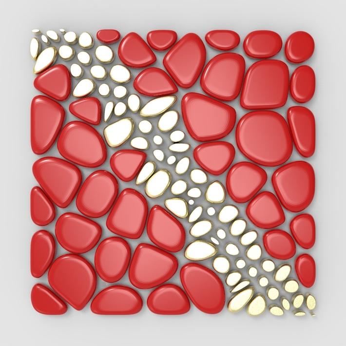 Voronoi (Curve Attractor)