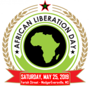 ANNUAL AFRICAN LIBERATION DAY COMMEMORATION