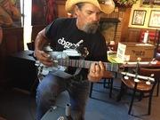 Rob Ushers Bike Guitar
