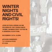 Winter Nights and Civil Rights