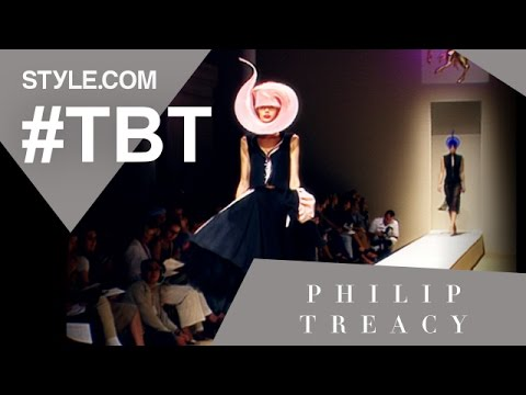 Philip Treacy: The Mad Hatter