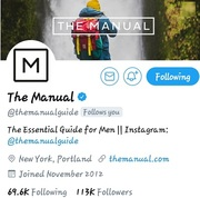 SHOUT OUT 2 THE MANUAL... THE ESSENTIAL GUIDE FOR MEN THX 4 SUPPORTING YOUNG GIFTED