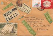 thank you (enveloppe ) Lorella Castagnini