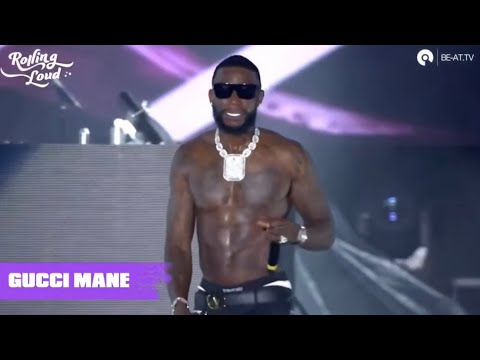 Gucci Mane LIVE at Rolling Loud Miami 2019 (FULL SET)