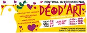 Festival international Déod'Art à Saint dié