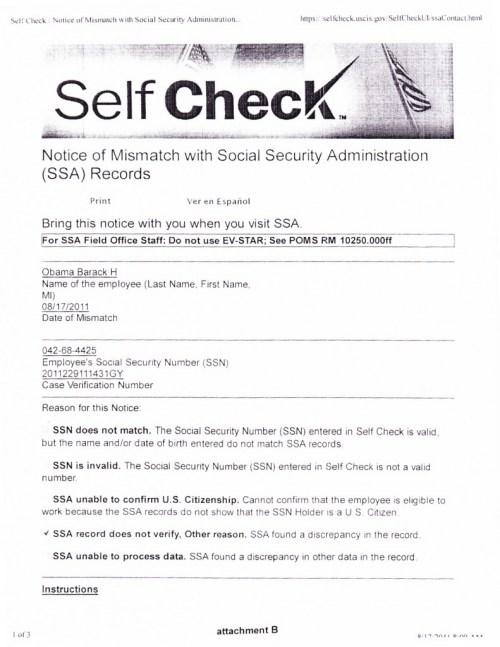 eVerify Self Check