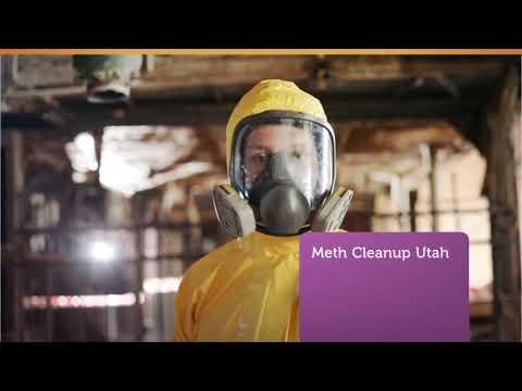 Asset Environmental Services - Meth Cleanup in Utah