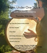 Music Under One Sun (Free music event)