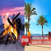 Fiestas de San Juan en Cullera - JUNIO