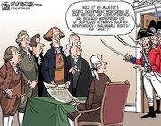 Early 4th Amendment Violation