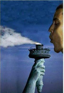 ObamaLadyLiberty
