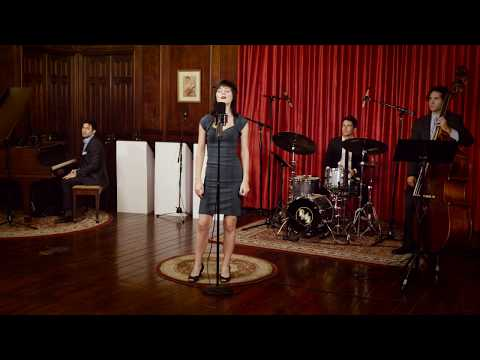 Who Can It Be Now? - Men At Work ('40s Jazz Cover) ft. Sara Niemietz