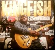 "Christone ""Kingfish"" Ingram signed Kingfish cd"