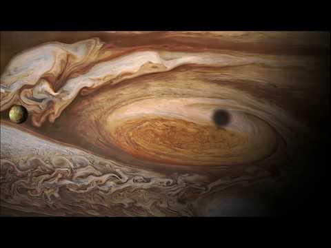 Strange Things Are Happening On Jupiter's Great Red Spot