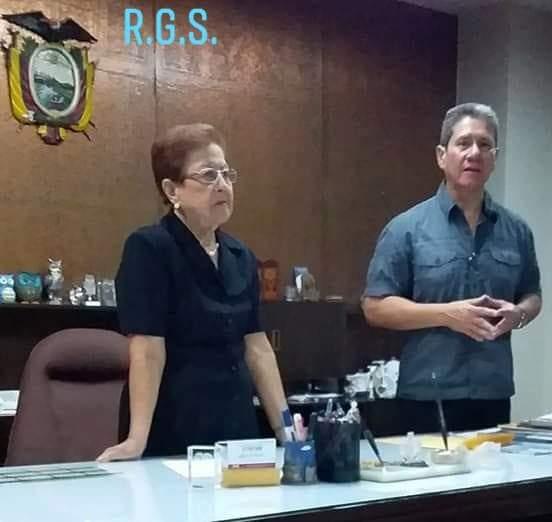NUEVO DIRECTOR DE NOTICIAS DE RADIO CRISTAL / ACTUALIDAD / ECUADOR