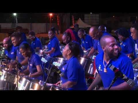 Renegades Steel Orchestra - NORTH SOUTH PAN SPEKTAKULA at Skinner Park, San Fernando
